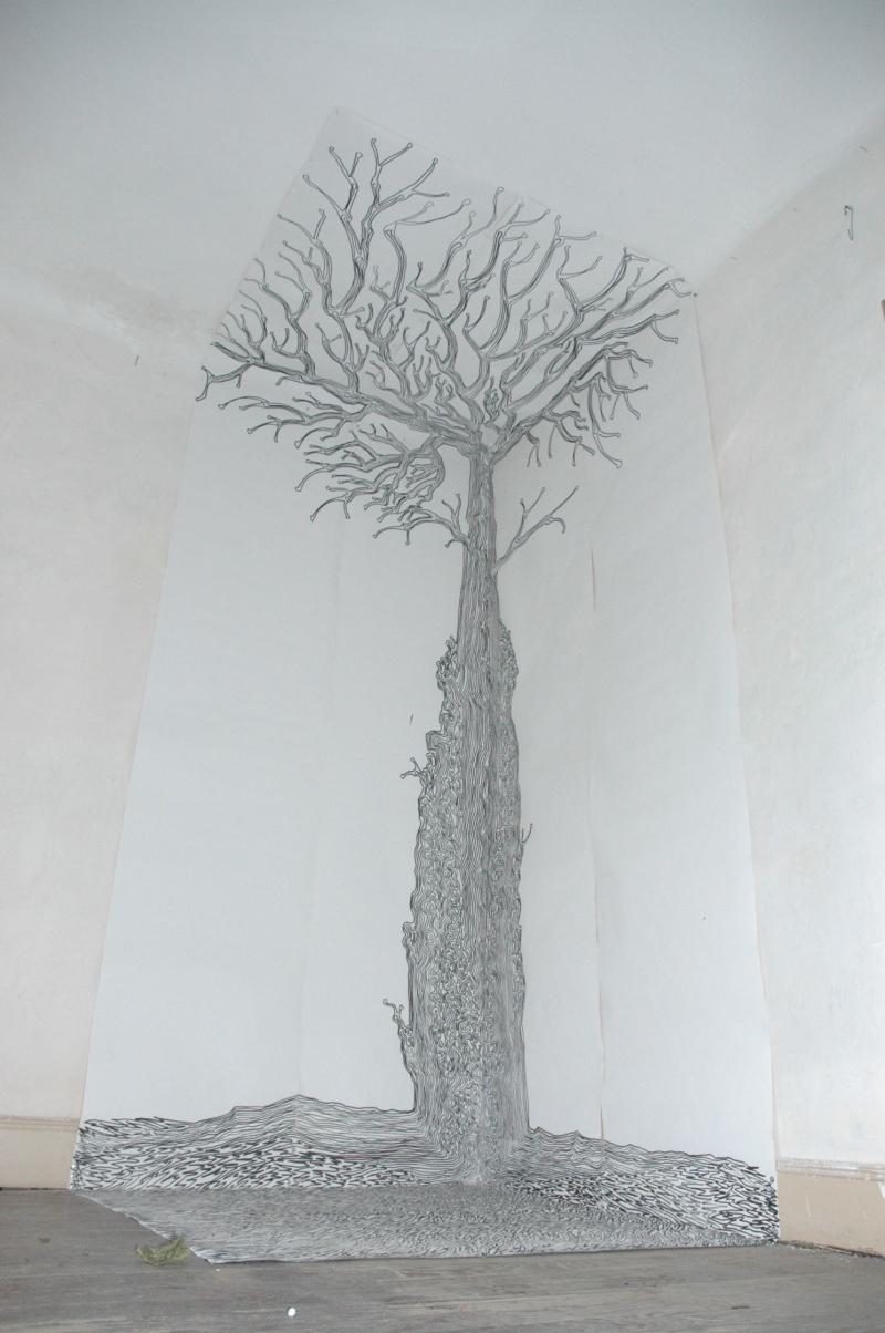 Coin d'arbre